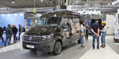 Volkswagen a Transpotec Logitec 2019