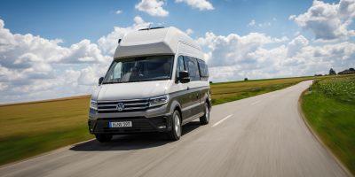Volkswagen Grand California: il camper più connesso del 2018