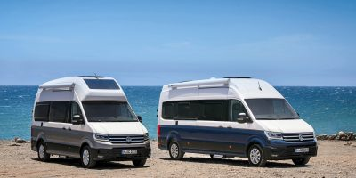 Volkswagen Grand California al Salone del Camper 2019