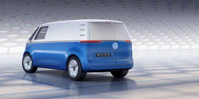 I.D. Buzz Cargo: il furgoncino Volkswagen del futuro