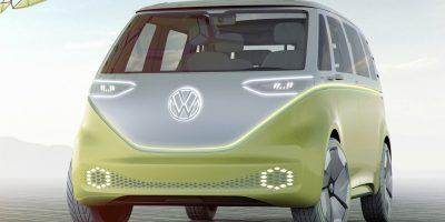 Volkswagen I.D. Buzz concept: il ritorno (elettrico) del Bulli