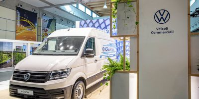 I veicoli commerciali Volkswagen a Key Energy 2019