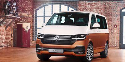 Volkswagen T6.1: il restyling del Bulli