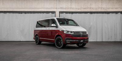 Volkswagen T6.1 ABT: Multivan tuning