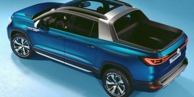 Volkswagen Tarok Concept: le foto e i dati