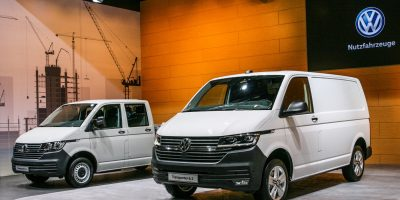Volkswagen Transporter 6.1: le foto e i dati