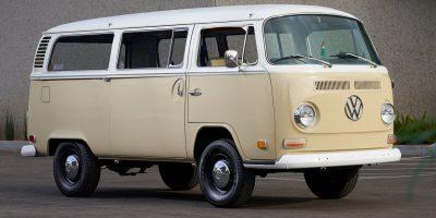 Volkswagen: il Bulli originale diventa elettrico