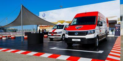 I veicoli commerciali Volkswagen protagonisti del World Ducati Week 2018
