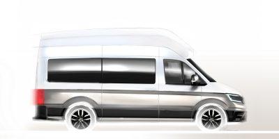 Volkswagen: un nuovo camper al Caravan Salon 2018