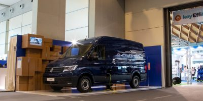 Volkswagen e-Crafter a Key Energy 2018
