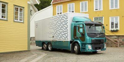 Volvo FE: in arrivo un motore da 350 CV