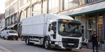 Volvo FE: le novità 2018