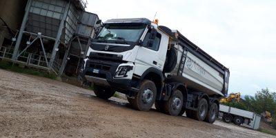 Volvo Trucks: un corso per gli specialisti del cava cantiere