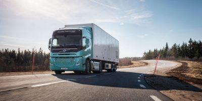 Volvo Trucks punta sui camion pesanti elettrici