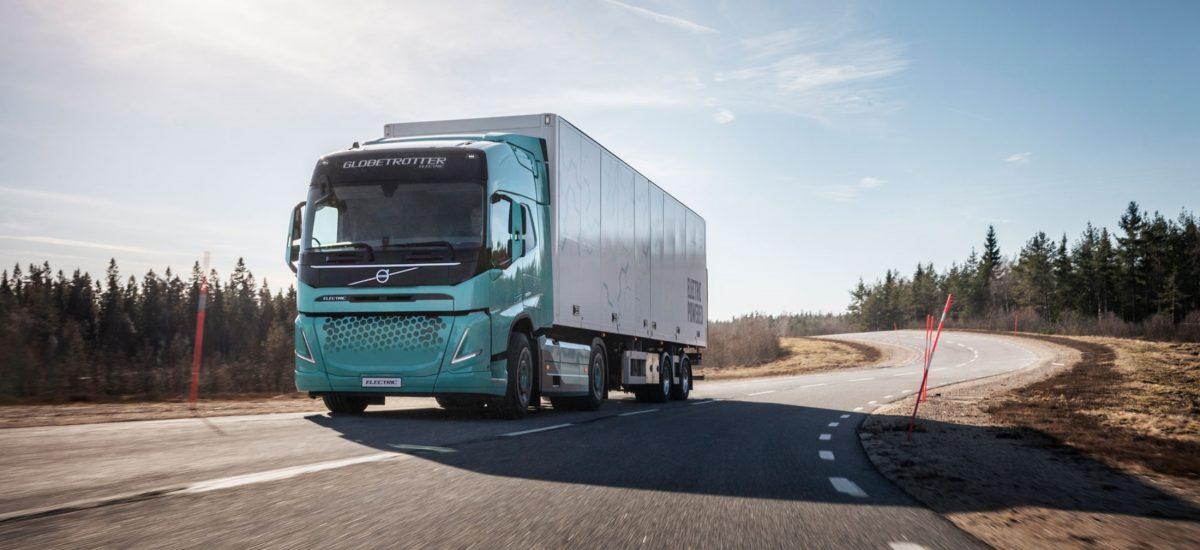 Volvo Trucks concept elettrico