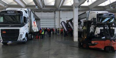 Volvo Trucks: un corso di sicurezza del carico per gli autisti