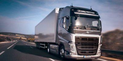 Volvo Trucks FH con i-Save: consumi più bassi a lungo raggio