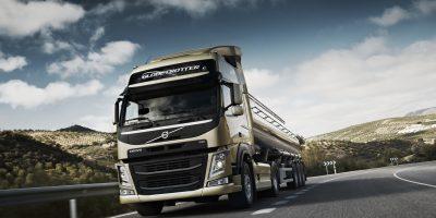 Volvo Trucks a Samoter 2020