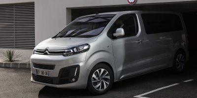 Citroën, la SpaceTourer rivitalizza le monovolume