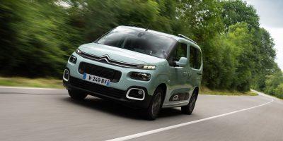 Citroën Berlingo, modularità eccezionale e grande spazio a bordo