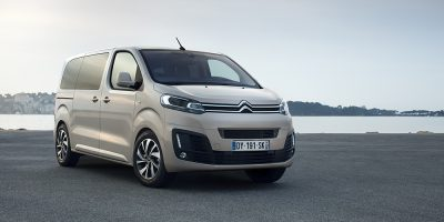 Citroen Spacetourer al Salone di Parigi 2016