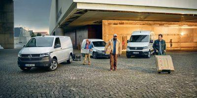 Veicoli commerciali Volkswagen: 5 milioni di euro di contributi per i veicoli in pronta consegna