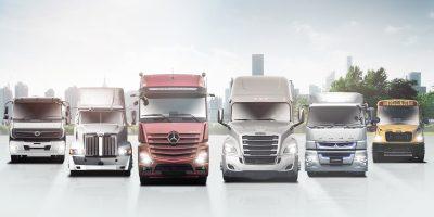 Daimler Trucks, nel 2019 il 3° miglior esercizio della sua storia