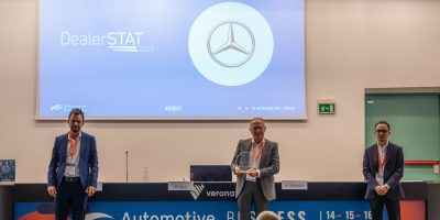 Premio DealerSTAT a Mercedes-Benz Italia Vans