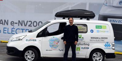 Nissan e-NV200 Electrip: il tour di 10.000 km a zero emissioni