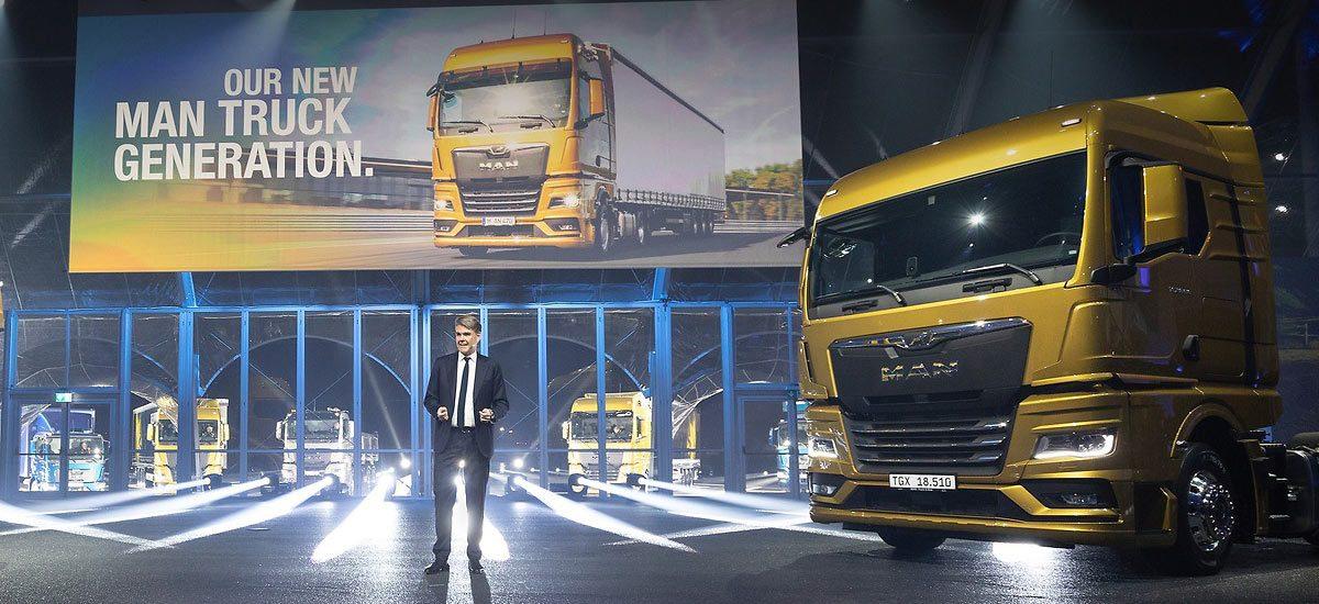 evento Man  truck generation