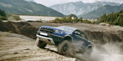 Ford Ranger Raptor, una sfida in cucina per il pick-up