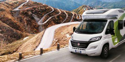 Camper: il 73% è su base Fiat Ducato