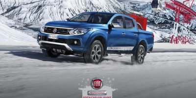 "Fiat Fullback, la prima tappa del tour ""Open for Holidays"""
