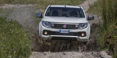Fiat Fullback, primo contatto con il pick-up italiano