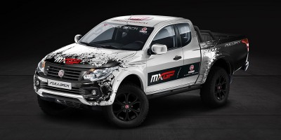 "Fiat Fullback, il debutto in Olanda al ""MxGP of Europe"""