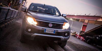 """Fiat Fullback è partner di """"Tri like a Deejay"""""""