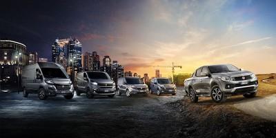 Fiat Professional: la gamma rinnovata al completo
