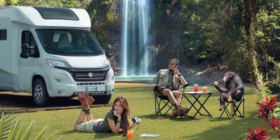 Fiat Professional al Salone del Camper di Parma 2016
