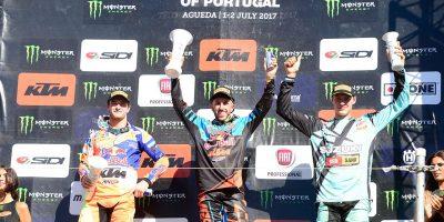 Tony Caroli trionfa anche in Portogallo