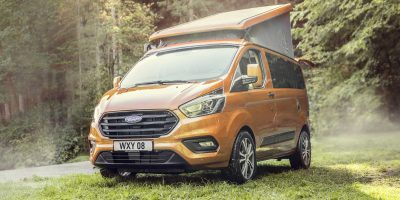 Ford, il Transit Nugget connesso con il FordPass Connect