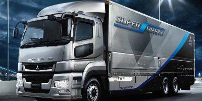 Daimler Trucks, una nuova versione del Fuso Super Great