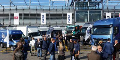 Iveco: la gamma rinnovata al Truck & Van Emotion 2016