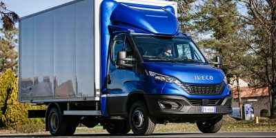 Iveco, in Francia 90 Daily Hi-Matic Blue Power NP