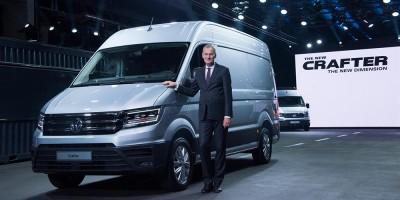 Nuovo Volkswagen Crafter: prezzo, versioni e caratteristiche