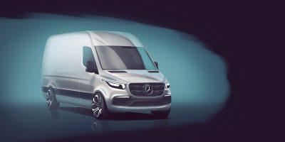 Nuovo Mercedes-Benz Sprinter: soluzioni di trasporto innovative