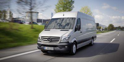 Mercedes-Benz Vans, alla prova della gamma Euro 6