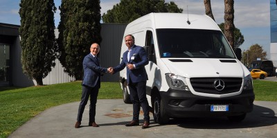 Master Courier sceglie Mercedes-Benz Sprinter