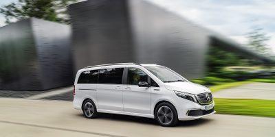 Mercedes-Benz EQV, la Classe V in versione elettrica
