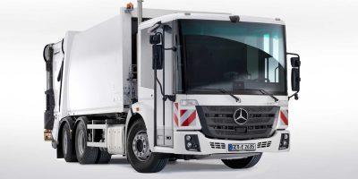 Mercedes e-Econic, primi test nel 2021 e produzione dal 2022
