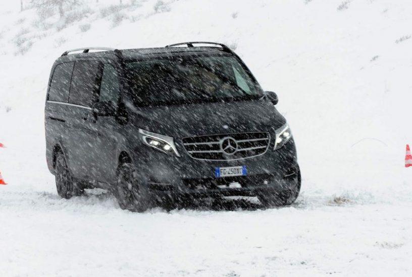 Vendita Di Pulmino Mercedes Benz Metris Vito Vclass